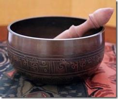 瑜伽冥想佛音钵